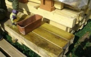 Обработка древесины медным купоросом: как разводить и обрабатывать?